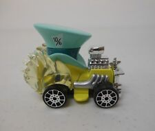 2001 Hasbro Disney Wild Racers MAD HATTER Alice In Wonderland Diecast Race Car