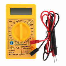 LCD Auto Range AC DC Digital Voltmeter Ammeter Ohmmeter Multimeter Volt Tester S