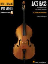 Jazz Bass: Hal Leonard Bass Method - Book/Online Audio 150959
