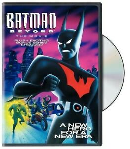 BATMAN BEYOND: THE MOVIE NEW DVD