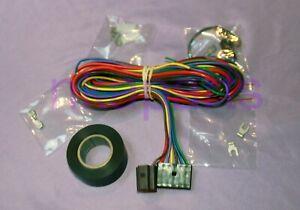 HOLDEN hx hz wb torana lh lx uc universal emission  engine wiring loom harness
