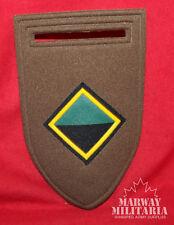 South African Infantry 1st Bn  Rubberised shoulder Flash (13095)