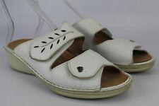 Finn Comfort Gr.36,5 Uk.3,5 Damen Pantoletten Sandalen Sandaletten   Nr. 112 A