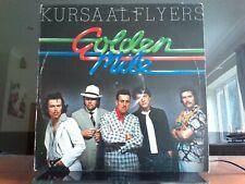 "💿 VINTAGE VINYL Record Collector  ""KURSAAL FLYERS, GOLDEN MILE"" ALBUM LP SINGLE"