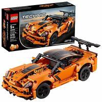 LEGO Technic 42093 - Chevrolet Corvette ZR1- Hotrod Sportwagen 2-in-1 Jungen