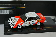 Ixo 1/43 - Nissan 240 RS Safari Rally 1984
