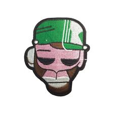 Cool Monkey (Iron On) Embroidery Applique Patch Sew Iron Badge