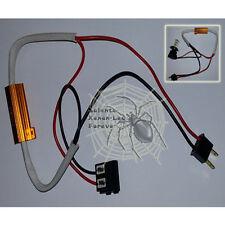 RESISTENZA 50W 6RJ CANBUS CANCELLER per LAMPADA LED COB, CREE  H7 Auto / Moto