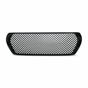Grill Gloss Black Bentley Style Fits Toyota Landcruiser 200 Series 2007 - 2015