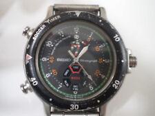 Seiko Soccer timer Anni 90 mondiali modulo 8M82-801B chronograph quartz