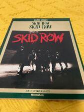 Skid Row 1St guitar song book japan Rare Glam Sleeze Hard Rock