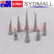 8PCs Solder Soldering Station Iron Tips FOR Weller LT WSD80 WSP81 WSD130 WSD150