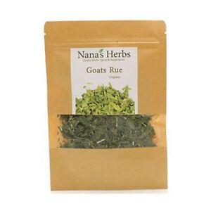 Goats Rue Organic Loose Leaf Tea Cut & Sifted 1oz Bag Hierba Ruda De Cabra