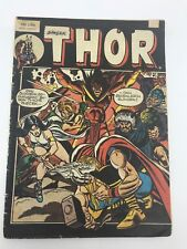 THOR #19 - 1980s 80s - Foreign Comic Book - VERY RARE - MARVEL - 4.0 VG