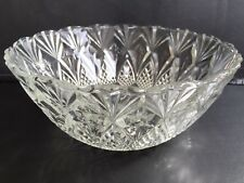 LARGE LUMINARC / ARCOROC GLASS FRUIT / TRIFLE / SALAD BOWL