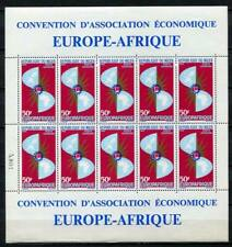 37398) Niger 1966 MNH Europafrica Ms