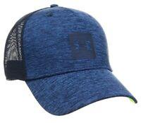 Under Armour Men's Twist Closer Trucker Hat, One Size Academy/Green, 0010