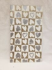 *Lot of 50* Hearts Galore Paper Treat Sacks