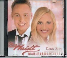 (446T) Oliver Haidt/Marlena Martinelli, Kann Sein DJ CD