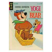 Yogi Bear (1959 series) #16 in Very Good + condition. Dell comics [*jv]