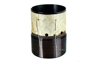 """2""""  Dual 2 Ohm Voice Coil  Subwoofer Speaker Parts VC142244"""