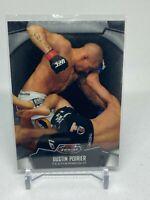 2012 Topps UFC Finest Dustin Poirier #93 - NEW UFC GOAT