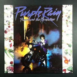 "PRINCE AND THE REVOLUTION Purple Rain SPAIN VINYL LP 12"" 33 WARNER 84 (w/ inner)"