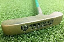 "Northwestern J.C. Snead 409 Putter /  RH  / ~36"" / Original Grip / Nice / mm3467"
