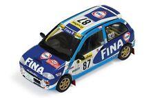 1/43 Subaru Vivio RX-R  Fina  Rally Monte Carlo 1999  J.Barth