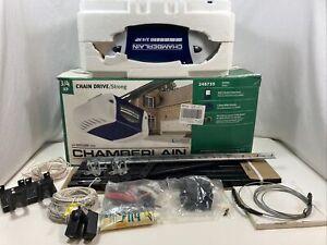 Chamberlain 3/4 HP Chain Drive Strong Garage Door Opener New Never Installed