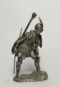 Tin soldier, figure. Samurai XV century 54 mm
