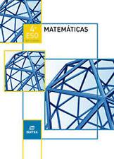 Matemáticas aplicadas 4ºESO. NUEVO. Envío URGENTE. LIBRO DE TEXTO (IMOSVER)