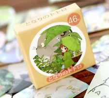 Studio Ghibli Anime - My Neighbour Totoro Decorative Sticker Box 46pc