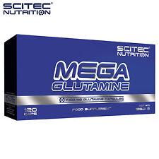 MEGA Glutamine 120 Caps Amino Acid Anabolic Anticatabolic Recovery Muscle Growth