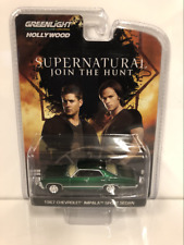 RARE Supernatural join the Hunt 1967 Chevrolet Impala Sport 1:64 Scale