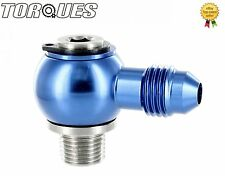 """AN -4 (4AN AN04) Banjo Adapter To 1/8"""" NPT Stainless Steel Banjo Bolt Assembly"""