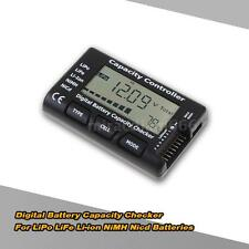 CellMeter-7 Digital Battery Capacity Tester LiPo LiFe Li-ion NiMH Nicd RC G6F7