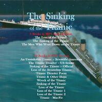 The Sinking of the Titanic - Audio & PDF Books