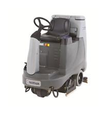 Nilfisk BR855 Aufsitz-Scheuersaugmaschine Reinigungsmaschine FULL KOMPLETT