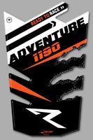 PARASERBATOIO ADESIVO in RESINA GEL 3D compatibile per MOTO KTM 1190 ADVENTURE R