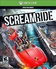 ScreamRide *Brand New* Scream Ride XB1 (Microsoft Xbox One, 2015)