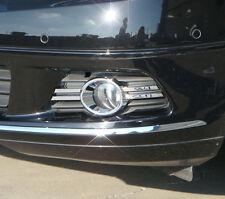 IDFR Mercedes Benz W204 C200 C250 C300 C63 2007~2011 Chrome fog light frame