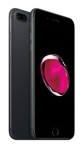 Apple iPhone 7 Plus - 32GB - Black (T-Mobile / MetroPCS / Sprint / ) A1784 (GSM)