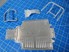 Front & Rear Bumper Guard+bottom+rear chassis plate Tamiya Scorcher Champ Buggy