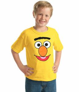 Sesame Street Bert Face Youth T-Shirt