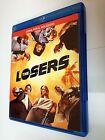 The Losers (Azione 2010) Blu-Ray film di Sylvain White. Con Zoe Saldana