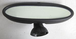Genuine Used MINI Rear View Auto Dim / Dimming Mirror for R56 R55 - 4166117
