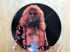 Led Zeppelin/Robert Plant picture disc ULTRA RARE Central Park 1969