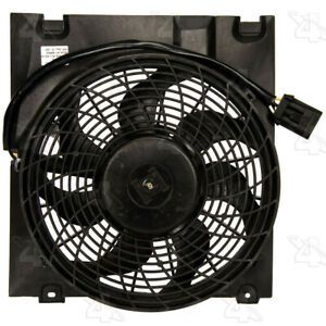 Four Seasons For Saturn L300 2004 A/C Condenser Fan Assembly