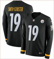 new Nike Therma men pullover Nfl Steelers #19 Smith-Schuster Ah5757-011 M $120